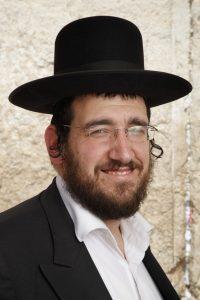 Rabbi Avraham Moshe Zilberman